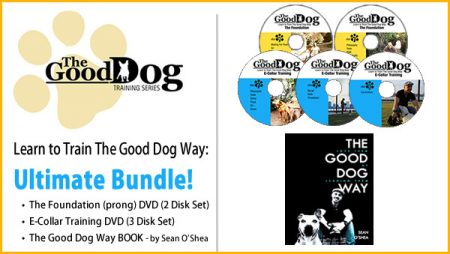 The Good Dog Way Ultimate Bundle