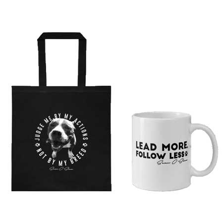 Tote Bags & Coffee Mugs