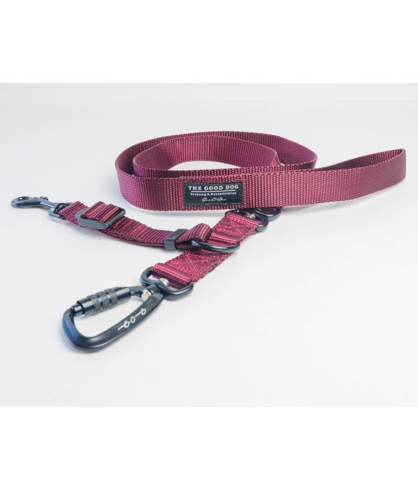 Limited Edition Leashes - Burgundy